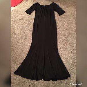 Ashley Stewart Mermaid Maxi Dress